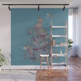 Adventurer Reef Wall Mural