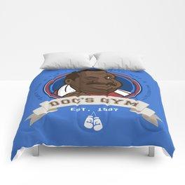 Doc's Gym Comforters