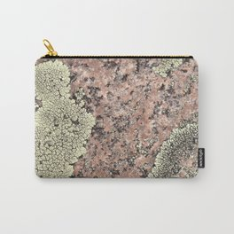 Moss and Stone Carry-All Pouch