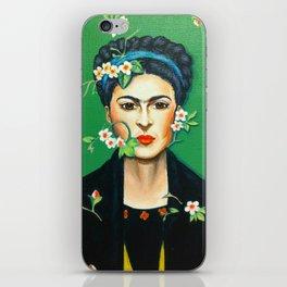 Alheli (Frida Kahlo) iPhone Skin