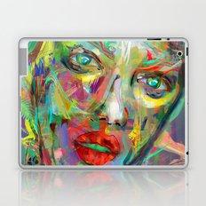 Ultraviolet Drops Laptop & iPad Skin