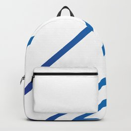 A Triangle Backpack