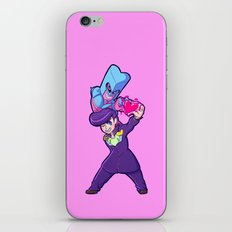 JJBA :: Josuke and Crazy Diamond Ver.1 iPhone Skin