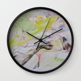 How It Used To Be Wall Clock