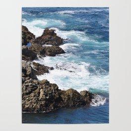 CALIFORNIA COAST - CARMEL - BIG SUR Poster
