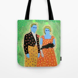The Invisible Gala 003 Tote Bag