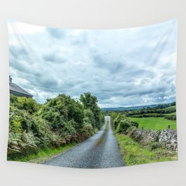 The Rising Road, Ireland Wall Tapestry