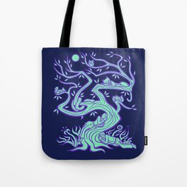 All the Creatures of the Forest Tote Bag