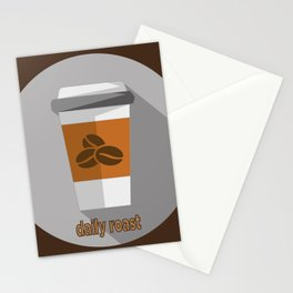 (The) Daily Roast Stationery Cards