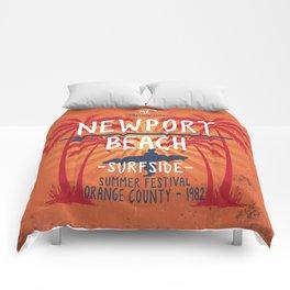 Newport Beach Surfside Comforters