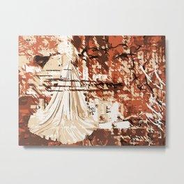 Abschied Metal Print