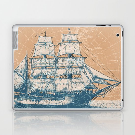 Age of Exploration Laptop & iPad Skin