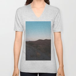 A Journey Across The States Unisex V-Neck