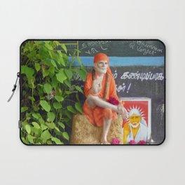 Sai Baba Laptop Sleeve