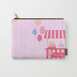 Cotton Candy Shop Carry-All Pouch