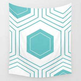 HEXMINT3 Wall Tapestry