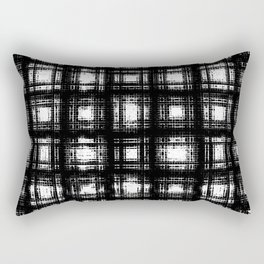 Take it Easy Sk8Ter! - Tar - Abstract Chess Visual Graphic Design Rectangular Pillow
