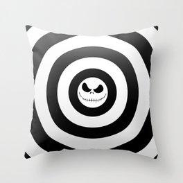 Jack Skellington Nightmare Before Christmas Throw Pillow