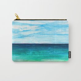 Love You Tulum + Back Carry-All Pouch