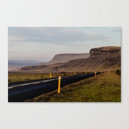 The Road to Realized Dreams Canvas Print