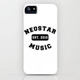 Varsity Style iPhone Case