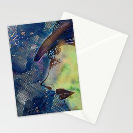 Magic Vibes Stationery Cards