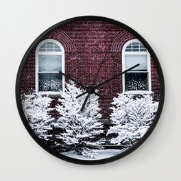 The 4 Sisters Wall Clock