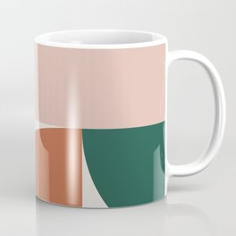 Abstract Geometric 10 Coffee Mug
