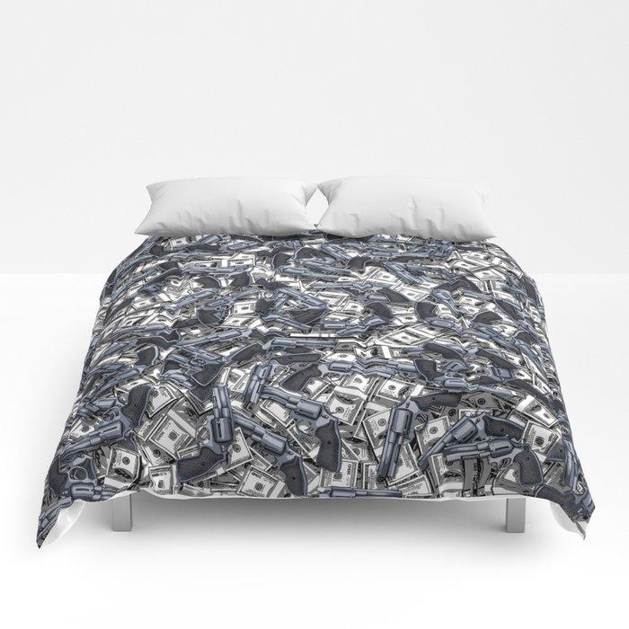 Daylight Robbery Comforters