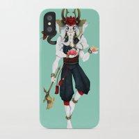 ganesha iPhone & iPod Cases featuring Ganesha by Yoke Tan