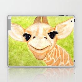Curious Giraffe Laptop & iPad Skin