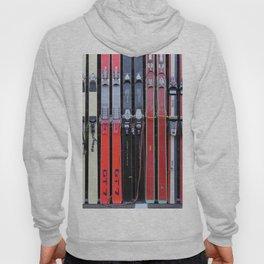 Skis with Bindings Hoody