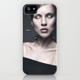 Machina iPhone Case