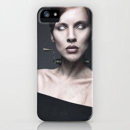 Machina iPhone Case