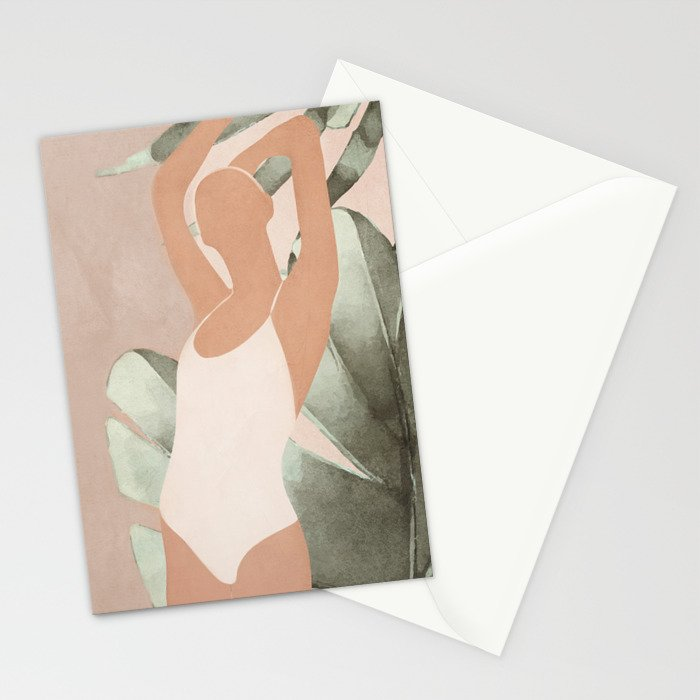 Summer Day II Stationery Cards