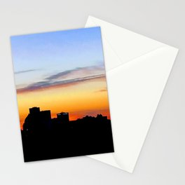 ROC at Dusk Stationery Cards
