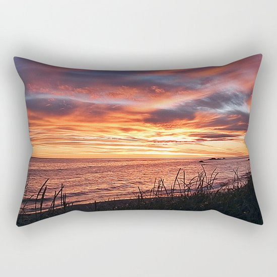 Morning has Broken Rectangular Pillow