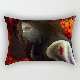The Winter Soldier Rectangular Pillow