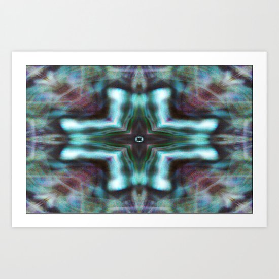 K-Scope Art Print