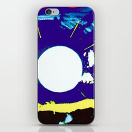 MOONLIGHT        by Kay Lipton iPhone Skin