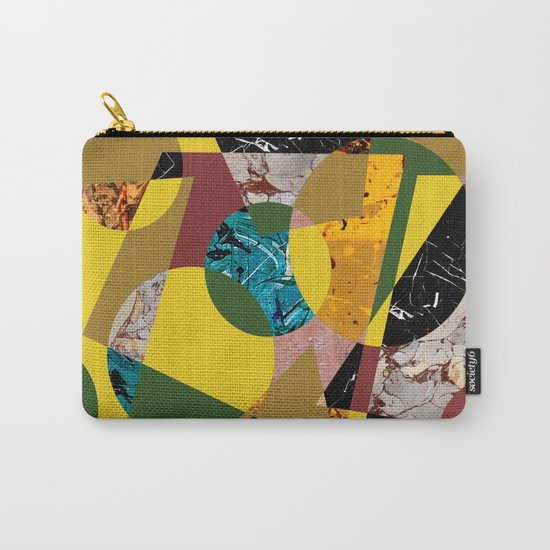 Abstract #98 Carry-All Pouch