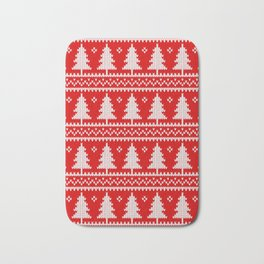 Christmas tree's Bath Mat