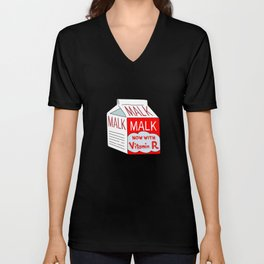 MALK - Now with Vitamin R Unisex V-Neck