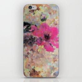 Cosmea atrosanguinea iPhone Skin