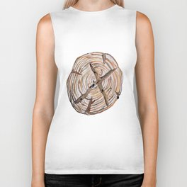 Raisin Bread - Hot Out of the Oven Biker Tank