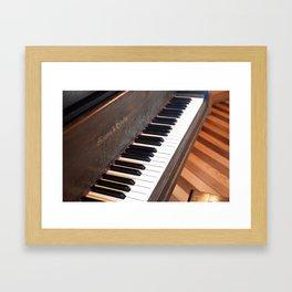 Mason & Hamlin Piano Framed Art Print