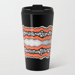 Abstraction One Travel Mug