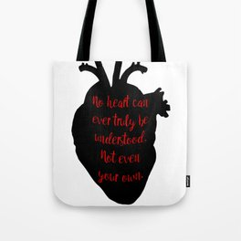 Understand the Heart Tote Bag