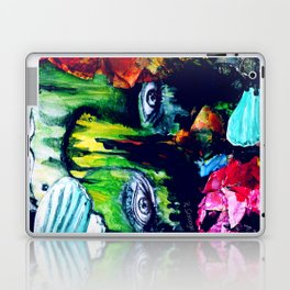 Two Tickets to Paradise Laptop & iPad Skin