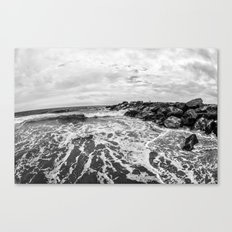 Calm V Canvas Print